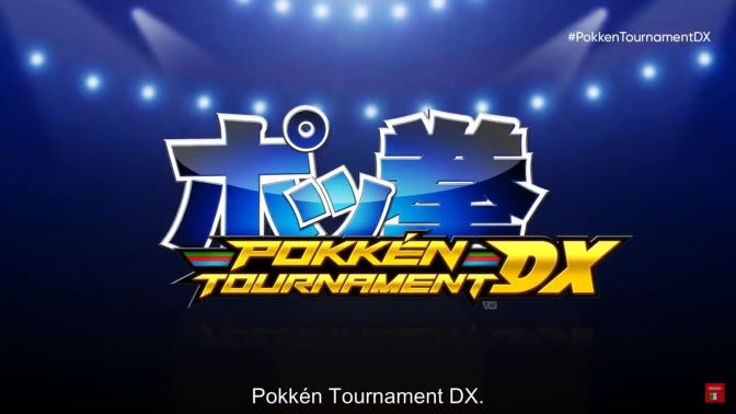 Pokken Tournament DX is coming to Nintendo Switch