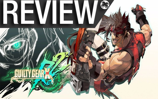NCG Reviews – Guilty Gear Xrd Rev 2 ( Playstation 4, PC/Steam)