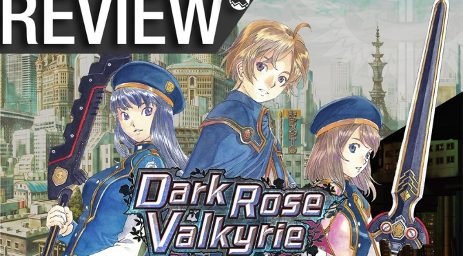 NCG Review – Dark Rose Valkyrie (Playstation 4)