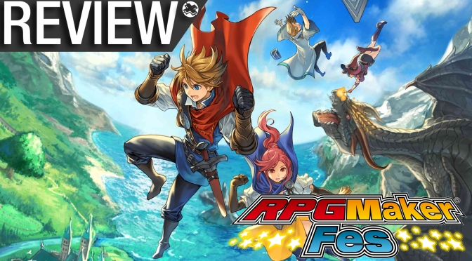 NCG Review – RPG Maker FES (3DS)