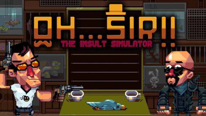 Oh… Sir! The Insult Simulator updates
