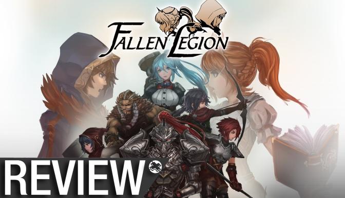 NCG Review – Fallen Legion: Sins of an Empire (PS4)