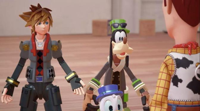 Kingdom Hearts III: Toy Story and other worlds revealed so far