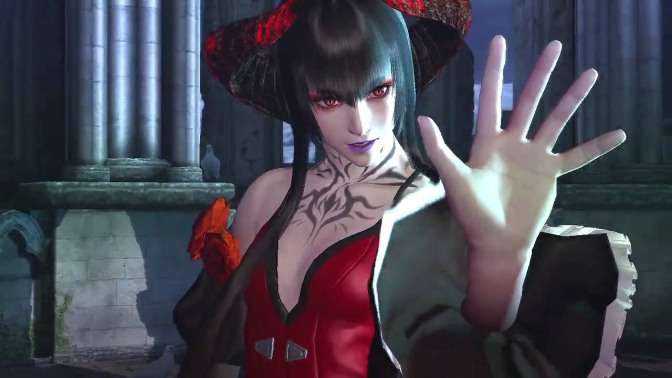 You're in for Punishment! Eliza joins the Tekken 7 roster