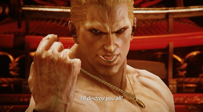 Fatal Fury's Geese is joining Tekken 7