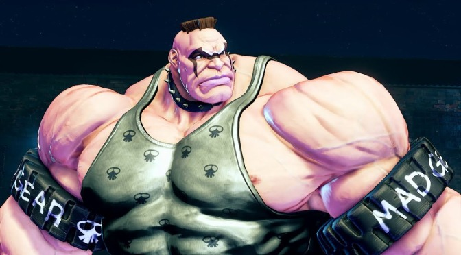 Final Fight's Abigail is joining SFV July 25