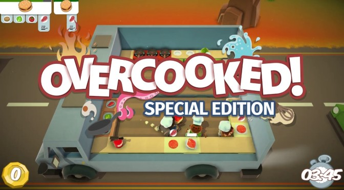 Overcooked: Special Edition is launching on the Switch this week