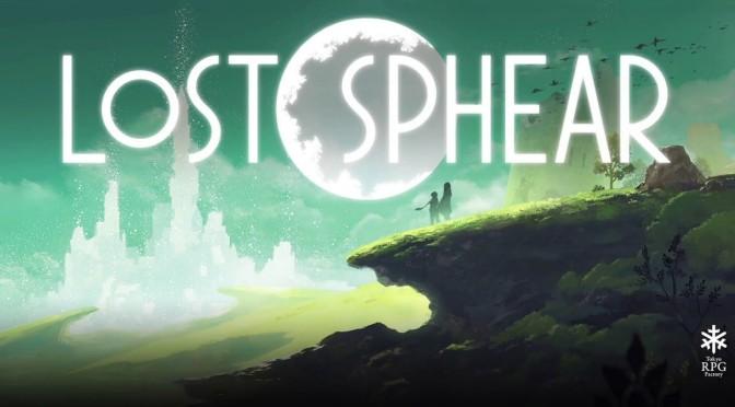 Lost Sphear Gets a Release Date