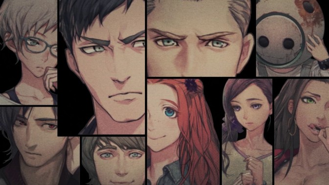 Zero Time Dilemma is coming to PS4 this Fall