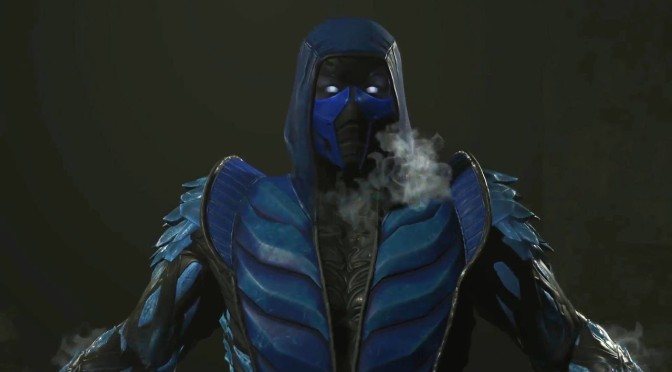 Sub-Zero joins the Injustice 2 roster