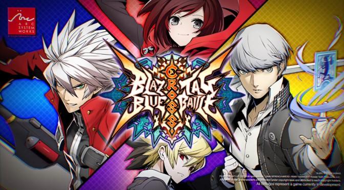 BlazBlue: Cross Tag Battle announced