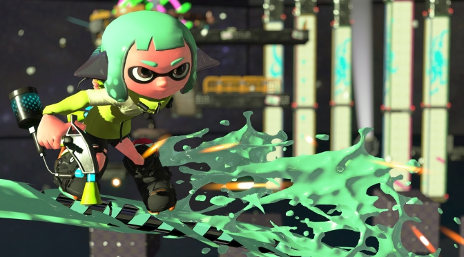 Splatoon 2 Version 1.1.2 update is Live