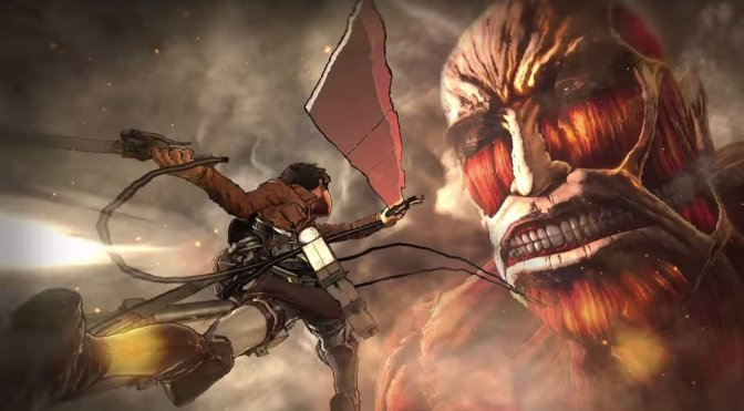 Attack on Titan game gets a sequel!