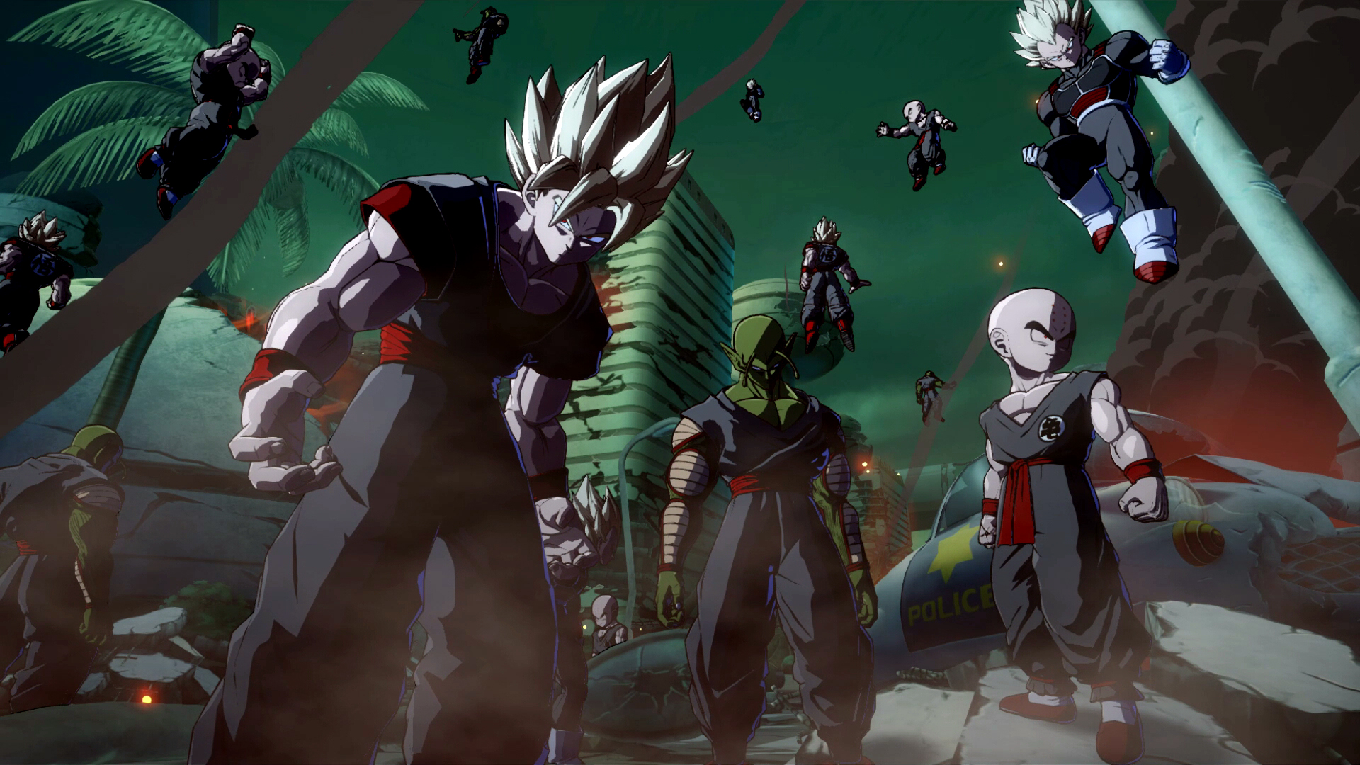Dragon Ball FighterZ release date, new Trailer and Screenshots