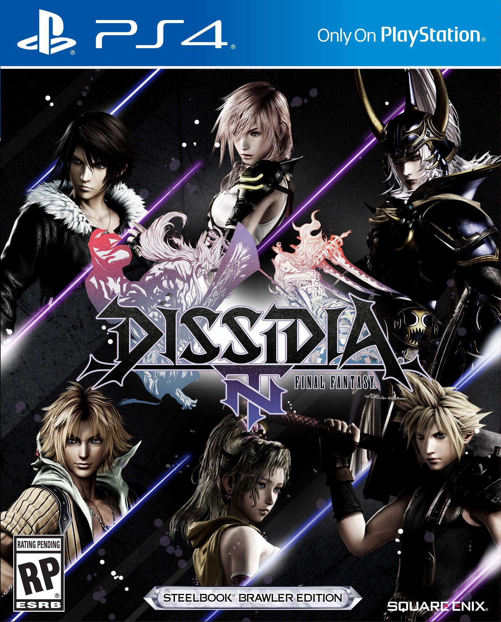 Dissidia Final Fantasy NT will launch January 30