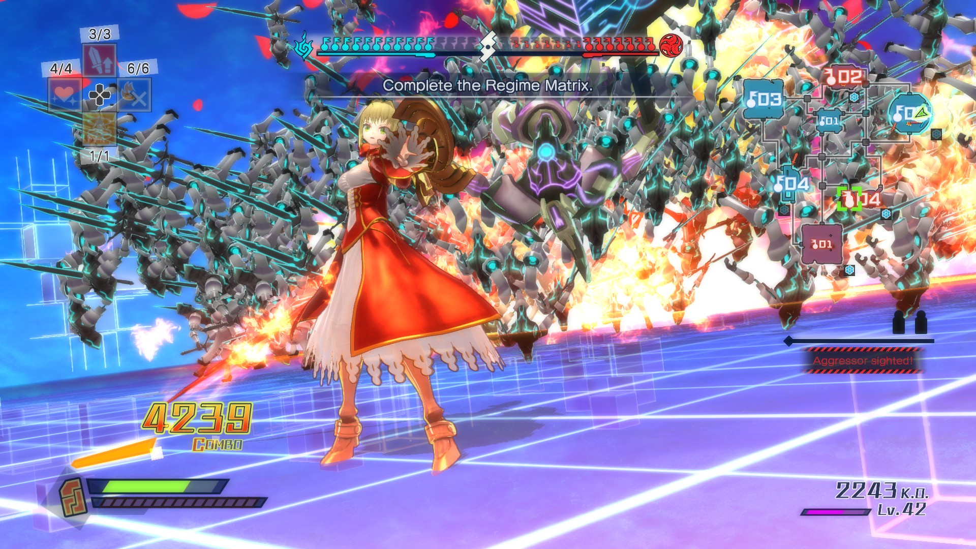 Fate_EXTELLA_ The Umbral Star (PC) - 01