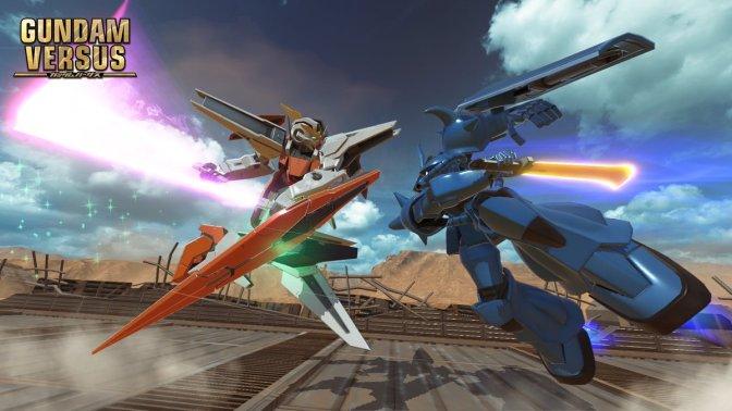 Gundam Versus Open Beta Coming in September