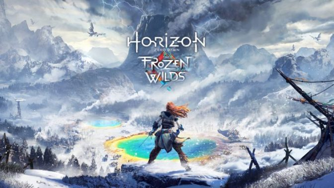 "Horizon: Zero Dawn will be getting the first expansion ""Frozen Wilds"" on November 7"