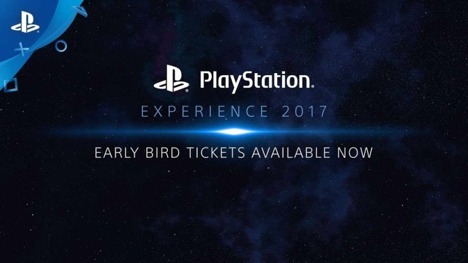 Playstation Experience 2017 is coming December 9 – 10 to Ahaheim, California
