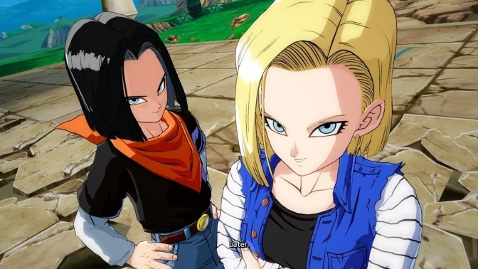 New Dragon Ball FighterZ gameplay has surfaced