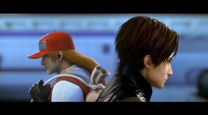 "Episode 1 and 2 of ""The King of Fighters: Destiny"" animated series is now available"