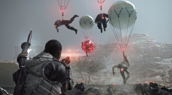 New info, and screenshots on Metal Gear Survive has arrived