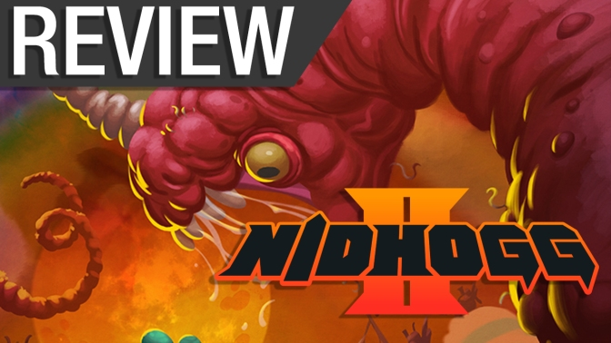 NCG Review – Nidhogg 2 (Playstation 4, PC)