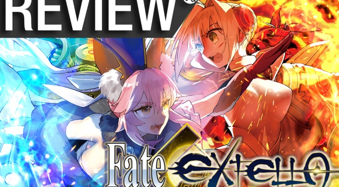 NCG Review – Fate/Extella: The Umbral Star (Nintendo Switch)
