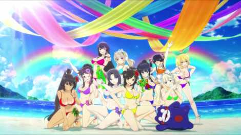 SENRAN KAGURA Peach Beach Splash - 15