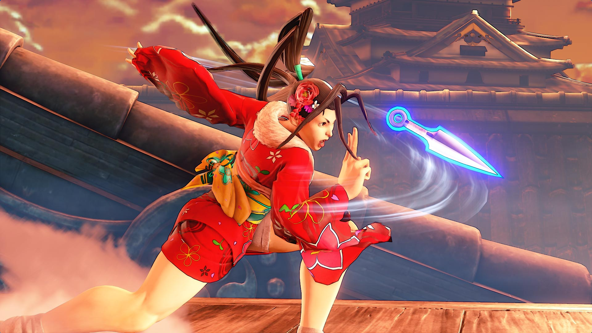 30th Anniversary costumes are coming to Street Fighter V on August 29