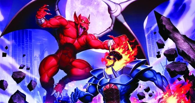 Capcom confirms Firebrand and Dormammu for Marvel VS Capcom: Infinite