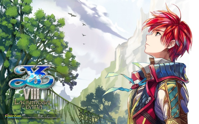 Let's meet The Explorers of Seiren from the upcoming Ys VIII
