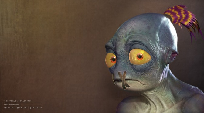 New details and trailer for Oddworld: Soulstorm