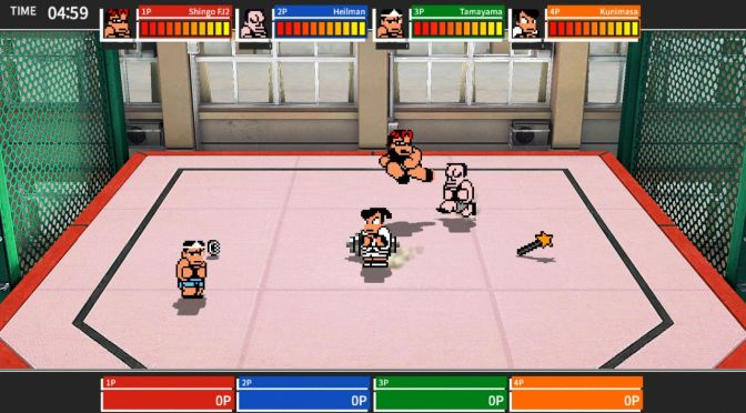 River City Melee: Battle Royal Special is coming to Steam September 14