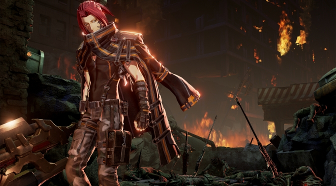 Code Vein battle system details, character creation, and new characters