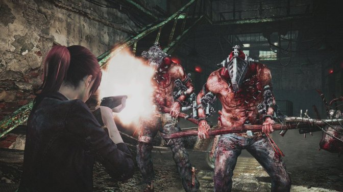Resident Evil: Revelations 1 and 2 launch date for Nintendo Switch