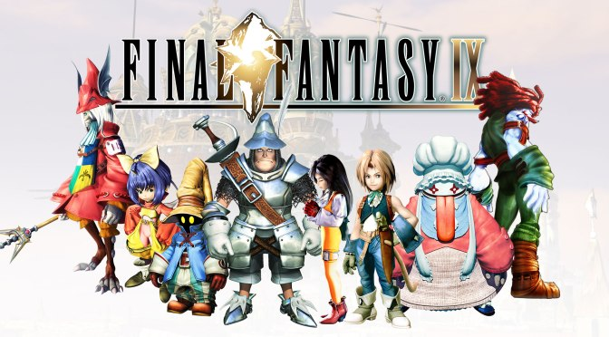Final Fantasy IX out now for Playstation 4, here are the details