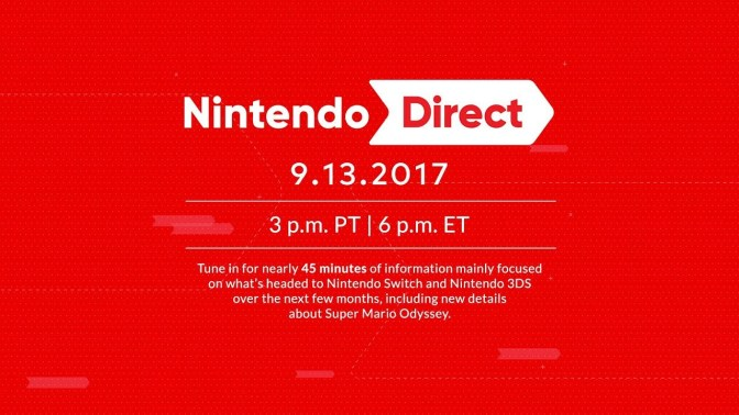 (Rumor) You might not want to miss the Nintendo Direct tomorrow/ Smash Switch?