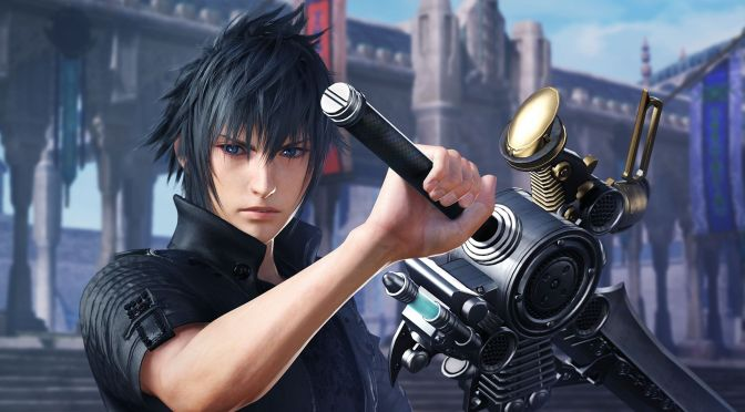 Noctis joins the Dissidia Final Fantasy NT roster