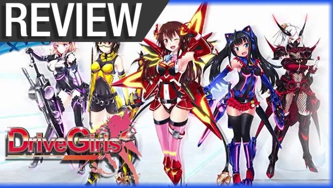 NCG Review- Drive Girls (PSVita)