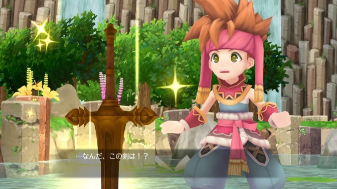 """New screenshots and gameplay of the upcoming """"Secret of Mana"""" remake"""