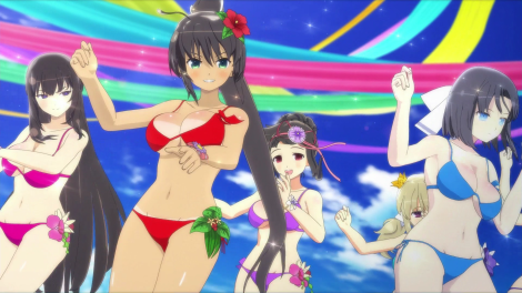 SENRAN KAGURA Peach Beach Splash - Screenshot05.png