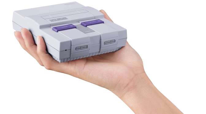 SNES Classic to ship into 2018 and NES Classic will return in summer of 2018