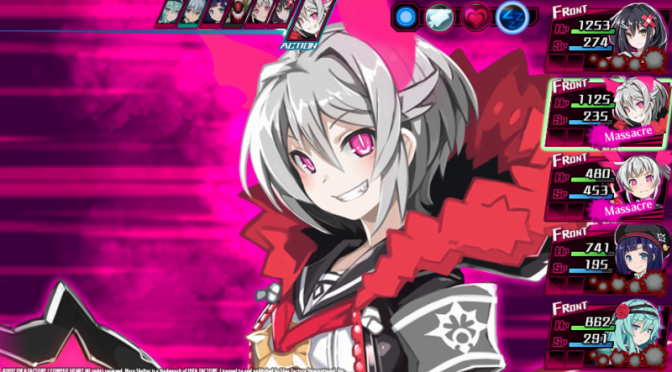 Mary Skelter: Nightmares 'Job system' info and screenshots