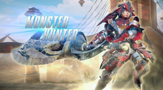 MVCI Monster Hunter Reveal Trailer