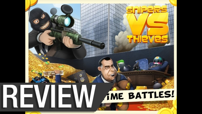NCG Review – Snipers vs Thieves (IOS, Android)