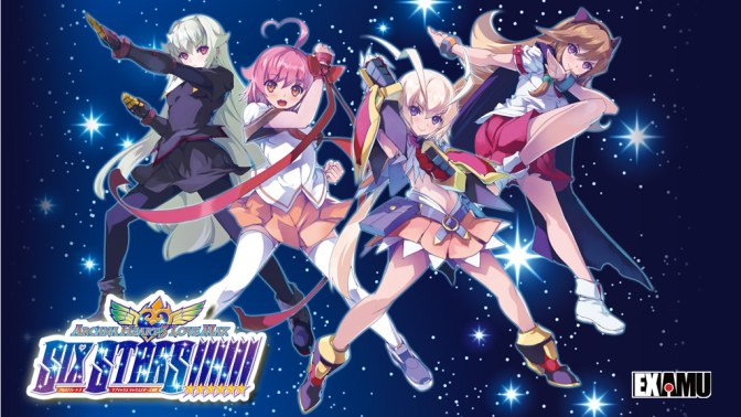 ARCANA HEART 3 LOVE MAX SIX STARS!!!!!! will launch on PC in December