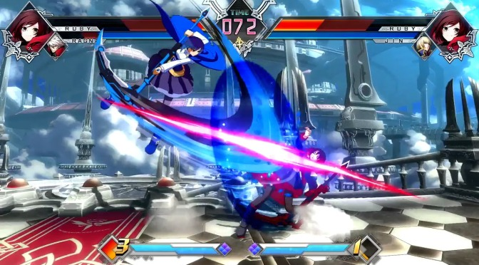 BlazBlue: Cross Tag Battle leaked gameplay and confirmed for PS4