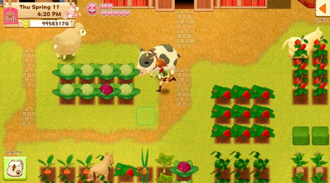 Release Date for the PC version of Harvest Moon: Light of Hope and a Drawing Contest announced