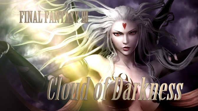 """Cloud of Darkness"" from Final Fantasy III joins the roster"
